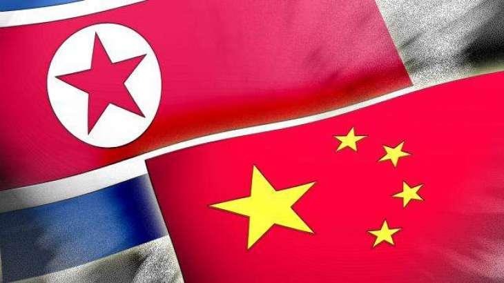 China, North Korea envoys hold talks in Laos
