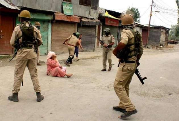 `Brave' Indian soldiers even opened fire on women in Qazigund
