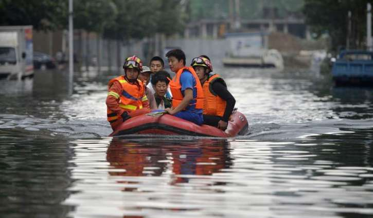 Flood killed 225 people in China