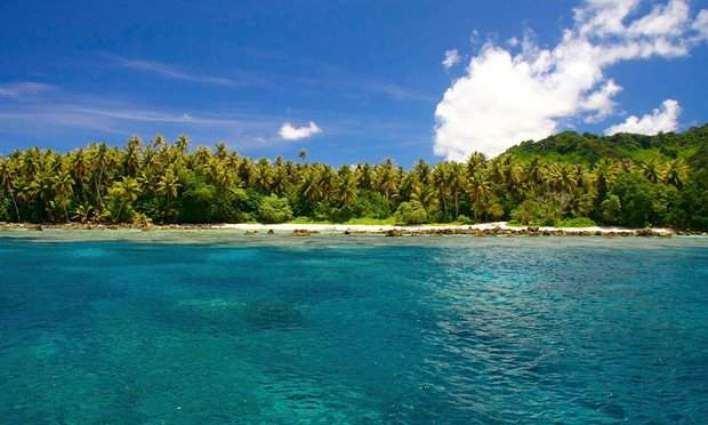 Australian couple to raffle tropical island resort