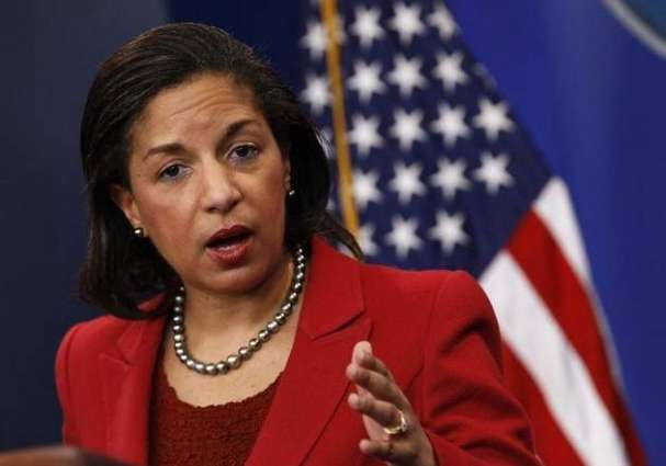 Susan Rice urges 'candour and openness' on Beijing visit