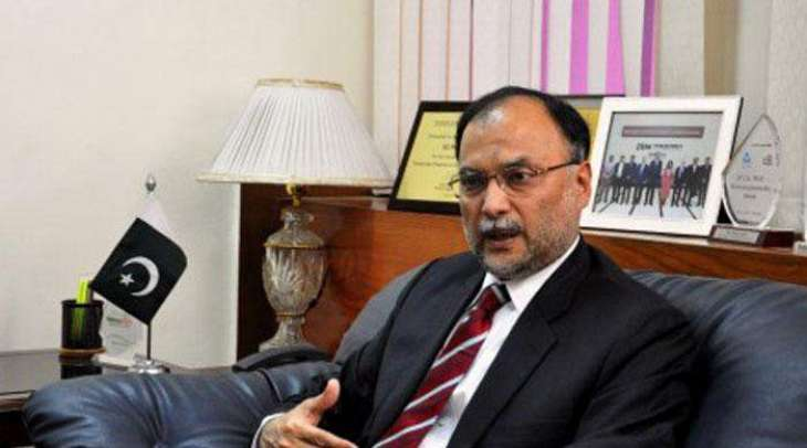 Gwadar Airport, Expressway groundbreaking this year: Ahsan Iqbal