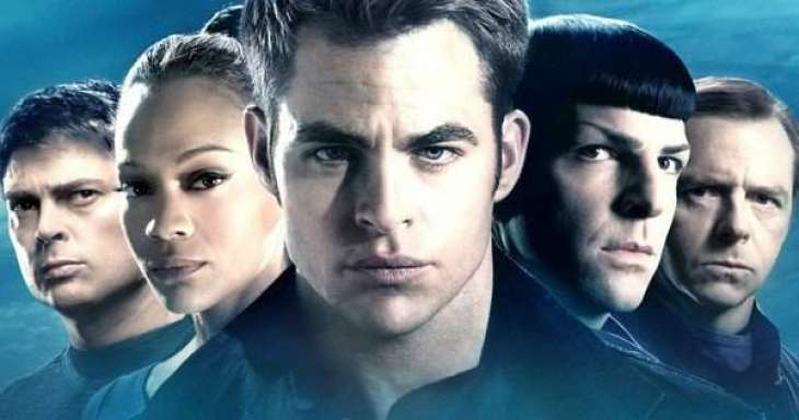 Science fiction film 'Star Trek Beyond' ruled the US box office