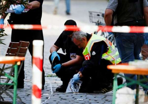 German minister rejects blanket suspicion of refugees after attacks