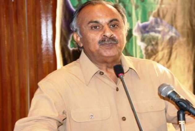 بھارت طاقت نال کشمیریاں دی آواز دبانی سگدا،لیفٹیننٹ جنرل (ر) عبدالقیوم