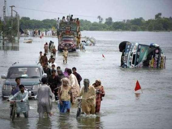 ڈی آئی خان ،دریائے سندھ وچ دھمندیں ہوئیں5 بندے ڈب گے،3کو ںبچاگھداگیا، 2دی گول جاری