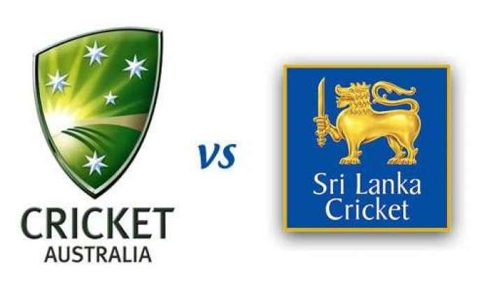 سری لنکا اتے آسٹریلیا وچال پہلا ٹیسٹ (اج) شروع تھیسی