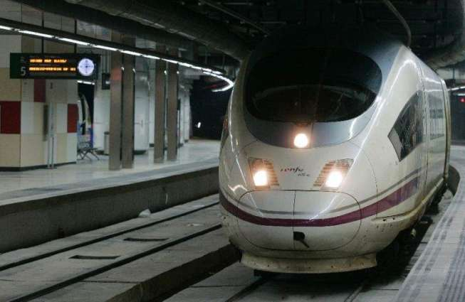 EU orders Spain to recover fast train test funds