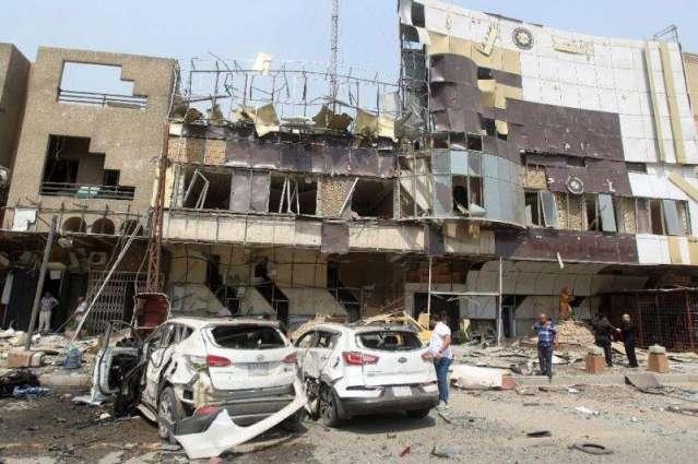 عراق دے مشرقی صوبہ دیالا اچ بم دھماکہ ، 18بندے ہلاک تے 23زخمی