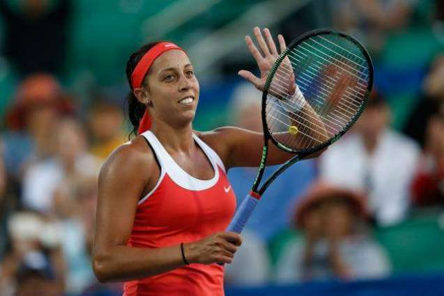 Tennis: WTA Stanford results