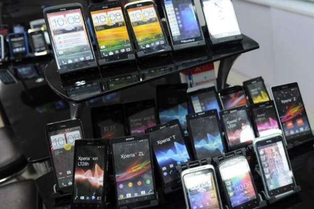 Increase in mobile phone imports registered
