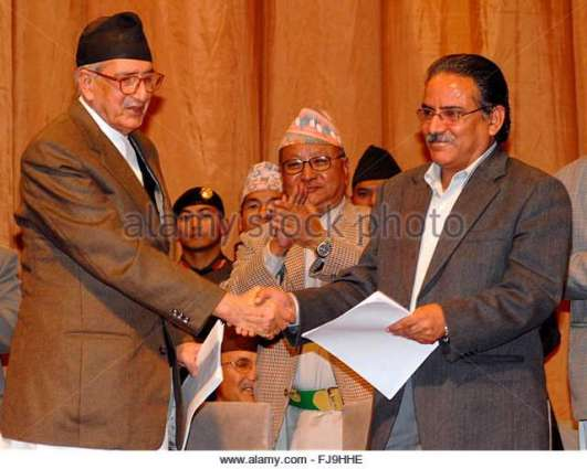 Nepal's former Maoist rebel chief eyes comeback as PM