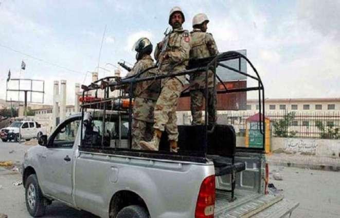فرنٹیئر کور بلوچستان نا کوئٹہ نا کیہی علاقہ غاتیٹی سرچ آپریشن ، 4شکبر بندغ دزگیر بھلو کچ اسے ٹی سلہہ دوئی کریر، ترجمان ایف سی