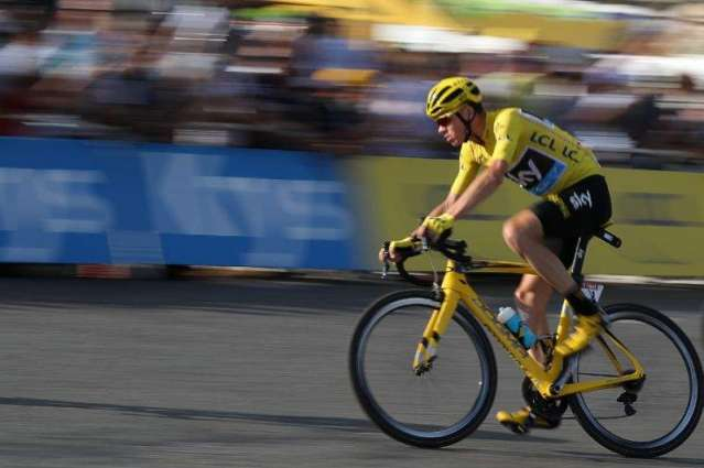 Cycling: Tour in the bag, Froome focuses on Olympics