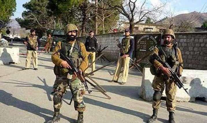 مقتل خسمة إرهابيين في إقليم البنجاب الباكستاني