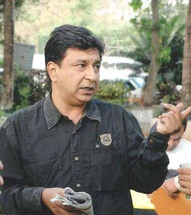 میگا کرپشن کیس ءَ دست گیر گوست ایڈ منسٹریٹر خالق آباد سلیم شاہ احتساب امید گِس ءَ پیش