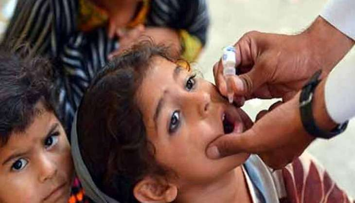 3 day anti-polio drive starts in eight districts of KP