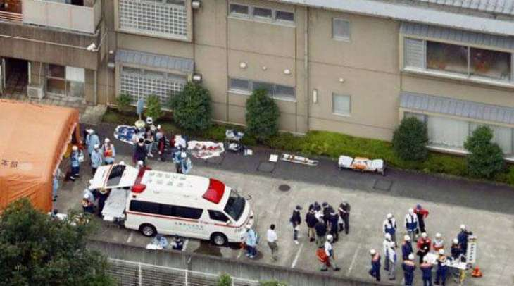 19 killed in knife rampage at Japan care home