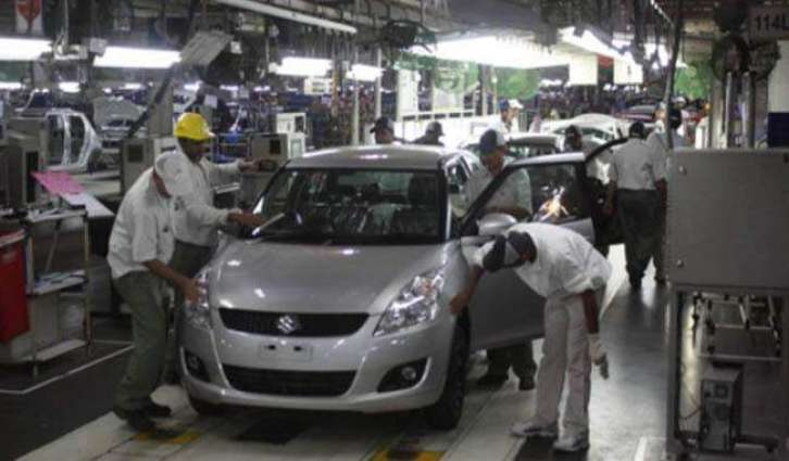 Car production up 21.57%, LCVs output increases 35.65% in 11 months
