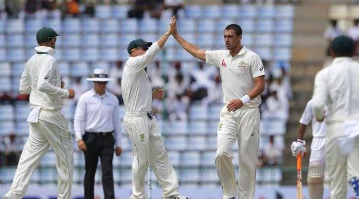 Cricket: Sri Lanka v Australia 1st Test scoreboard