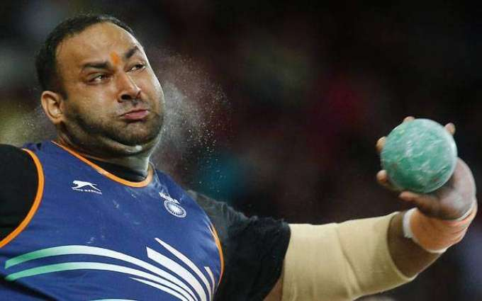 Athletics: Indian shotputter fails drugs test before Games