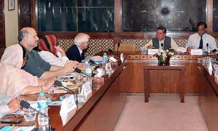 Senate panel to discuss HR violations in Karachi,interior Sindh