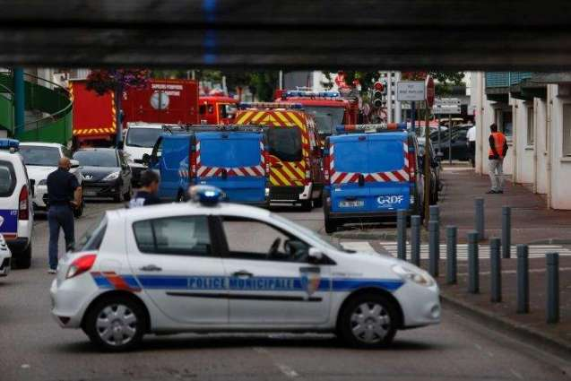 Priest's throat slit in French attack: investigation sources