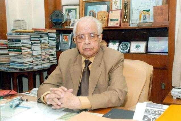 Majid Nizami death anniversary observed