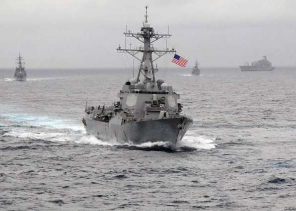 US tells Beijing sea patrols will continue: official