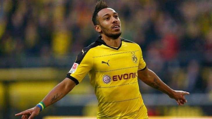 Dortmund dismiss City's Aubameyang interest