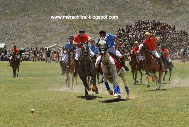 Shandur Polo Fesitval's official song launched