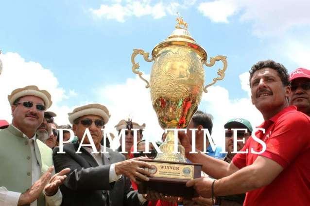 Shandur festival from July 29: DIG FC