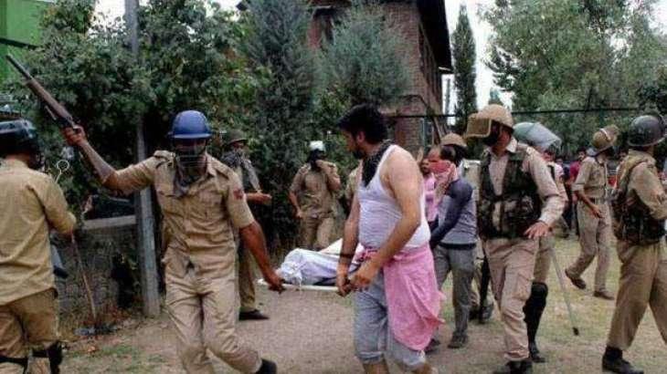 بھارت نے مقبوضہ کشمیر وچ ظلم دی نویں داستاناں رقم کر دتایں، رانا عبد السمیع