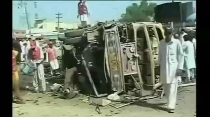 خود کش حملے کر کے اسلام نوں بد نام کرن دی کوششاں کیتی جارہیاں نیں، محمد عمار سعید سلیمانی