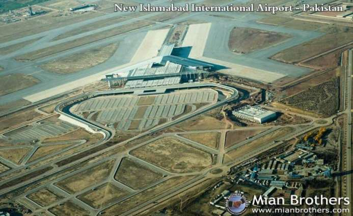 73 % work completed: New Islamabad Airport to be fully operationalized 