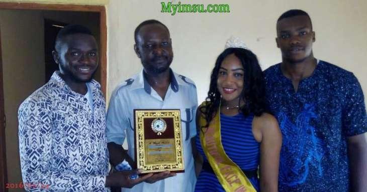 PU faculty member honoured