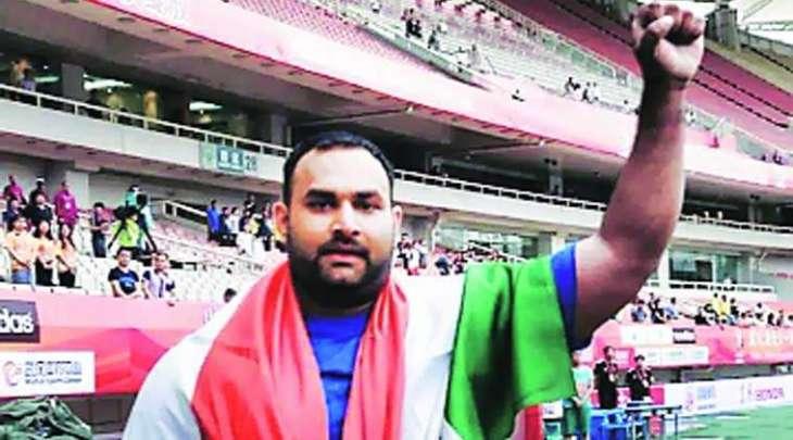 A big shock for India,Inderjeet singh fails Dope test