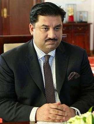 د پاکستان او افغانستان ترمېنځه د تجارت حجم 2 اربه 28 کروړه ډالره ته ورسېد۔ خرم دستګیر