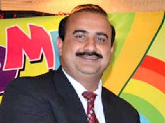 د پاکستان سويټ هومز ماشومانو د سېنېټ د كاروائۍ وكتله