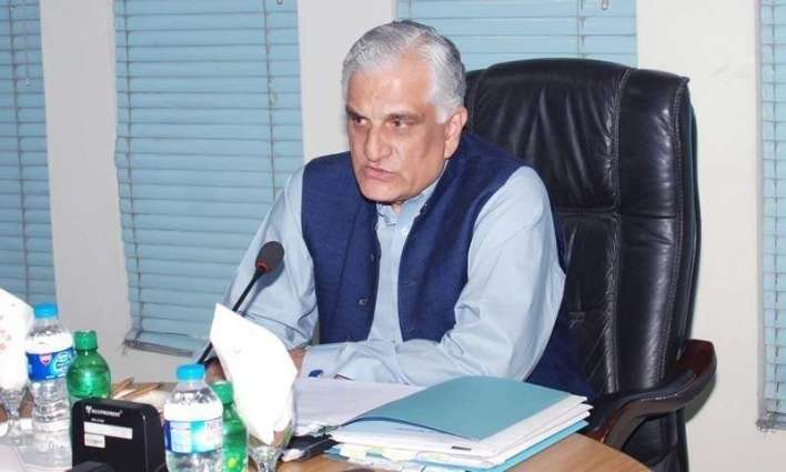 ECP completes technical work for EVMs: Zahid Hamid