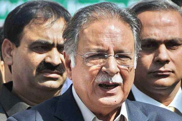 Pervaiz Rashid strongly condemns cowardly attack in Karachi