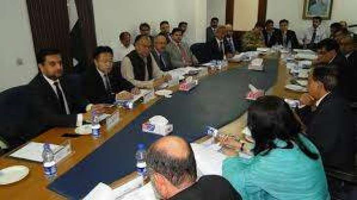 Solid measures being taken to implement CPEC projects: Khurram