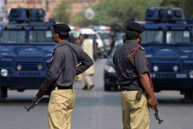 CTD Multan arrest two terrorists