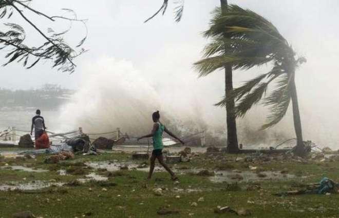 Frank grows into hurricane off Mexico Pacific coast