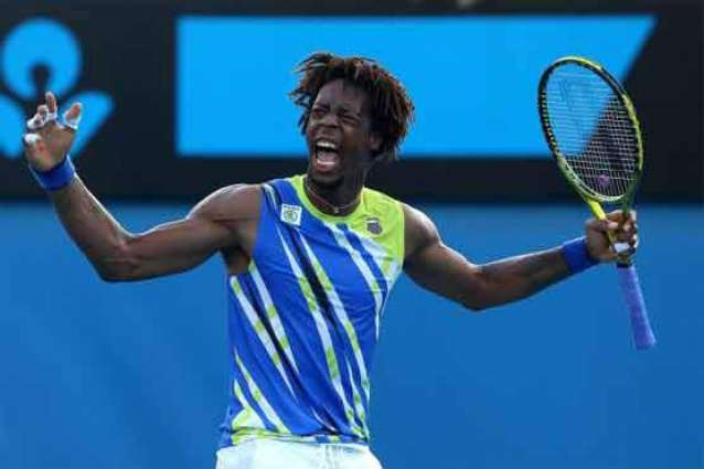 Tennis: Monfils carries winning momentum into Toronto