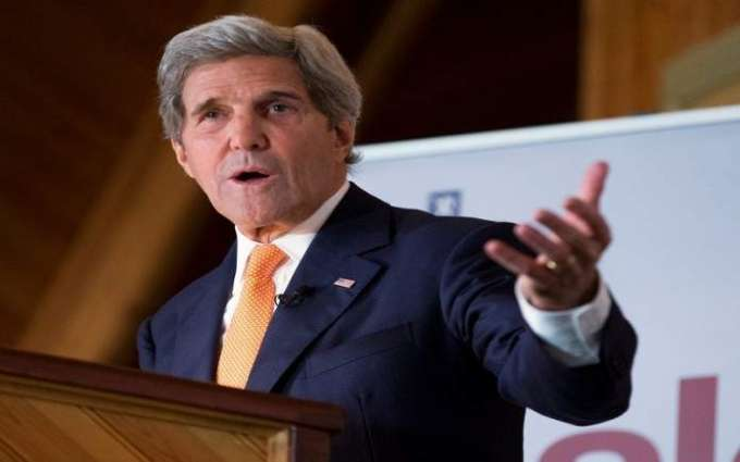 Kerry: US avoiding 'confrontation' in sea row