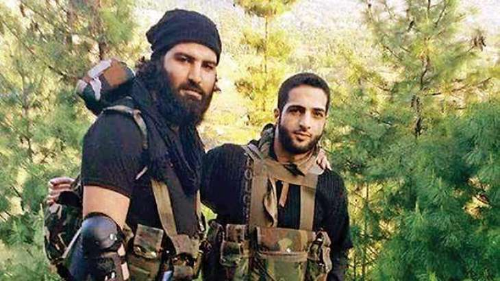Ali Gilani shares Burhan Wani 's last message with audience