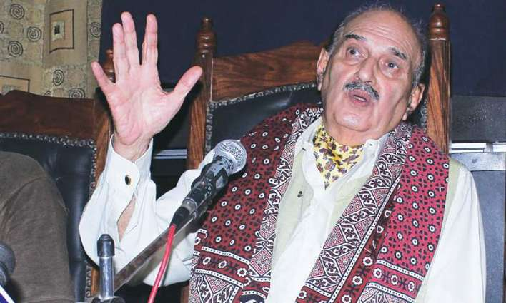 Baloch people love Pakistan: Prince Mohayyuddin