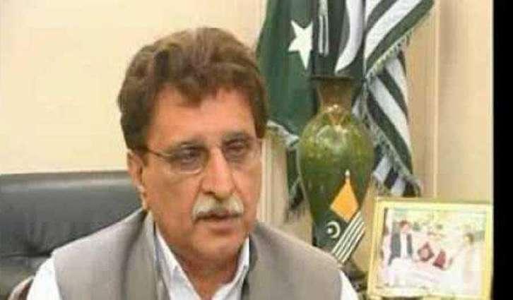 Raja Farooq Haider nominated as AJK PM