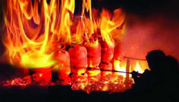 Karachi: Cylinder exploded, 2 injured
